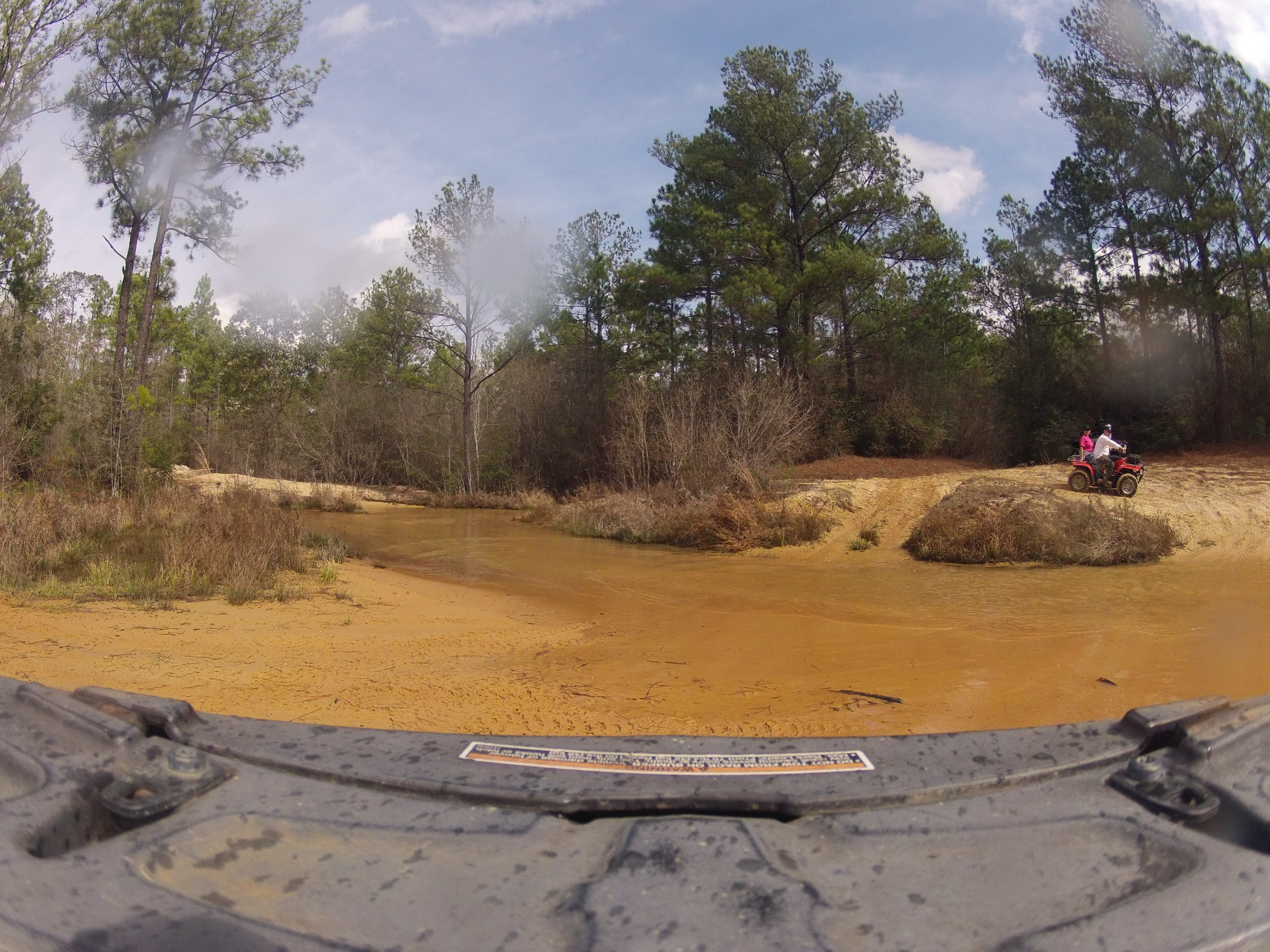 Trail Review: Sand Hill ATV - Perkinston, MS - WeekendATV com