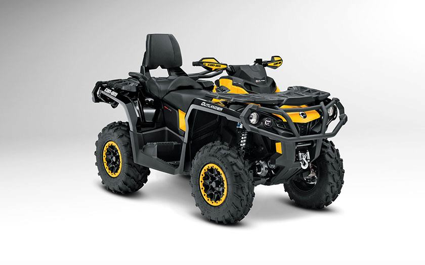 PREVIEW: 2013 Can-Am ATV & Side-by-Side Lineup - WeekendATV.com