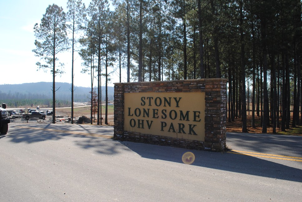 stony lonesome ohv park review
