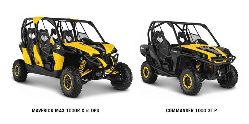 2014 Can-Am Side-X-Side