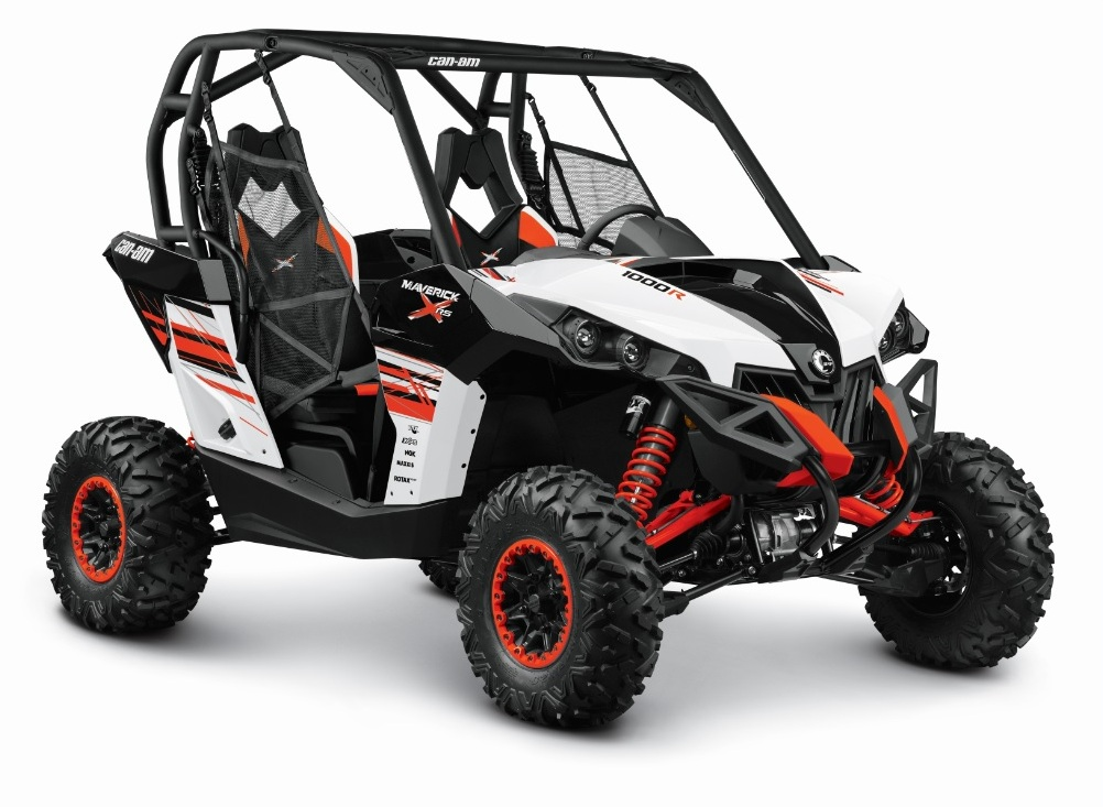 2014 Can-Am Side-X-Side Maverick X rs DPS