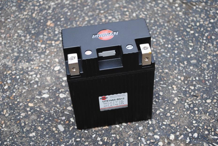Shorai LFX Batteries