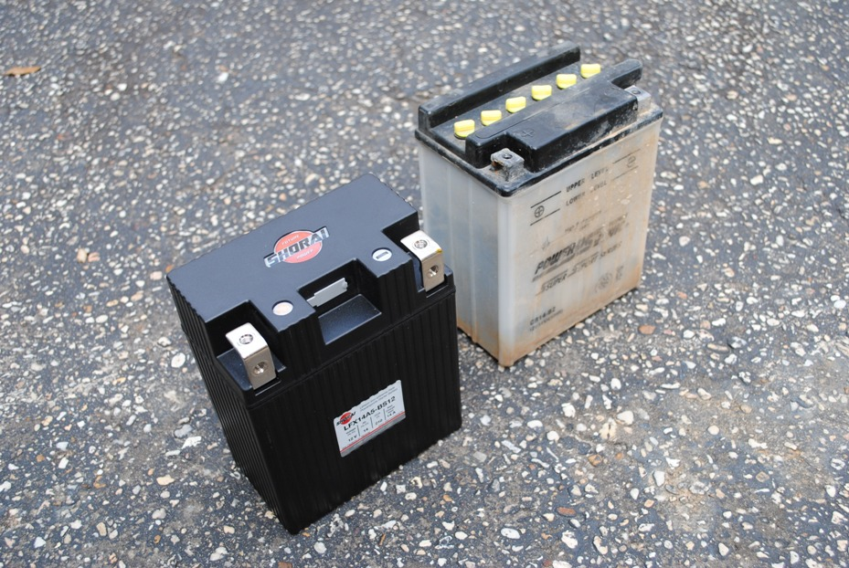 Shorai LFX Batteries