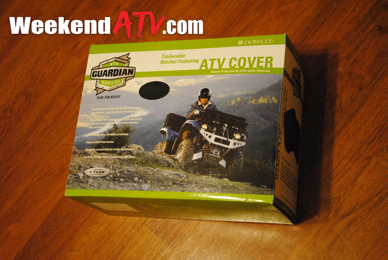 Dowco Guardian Trailerable ATV Covers