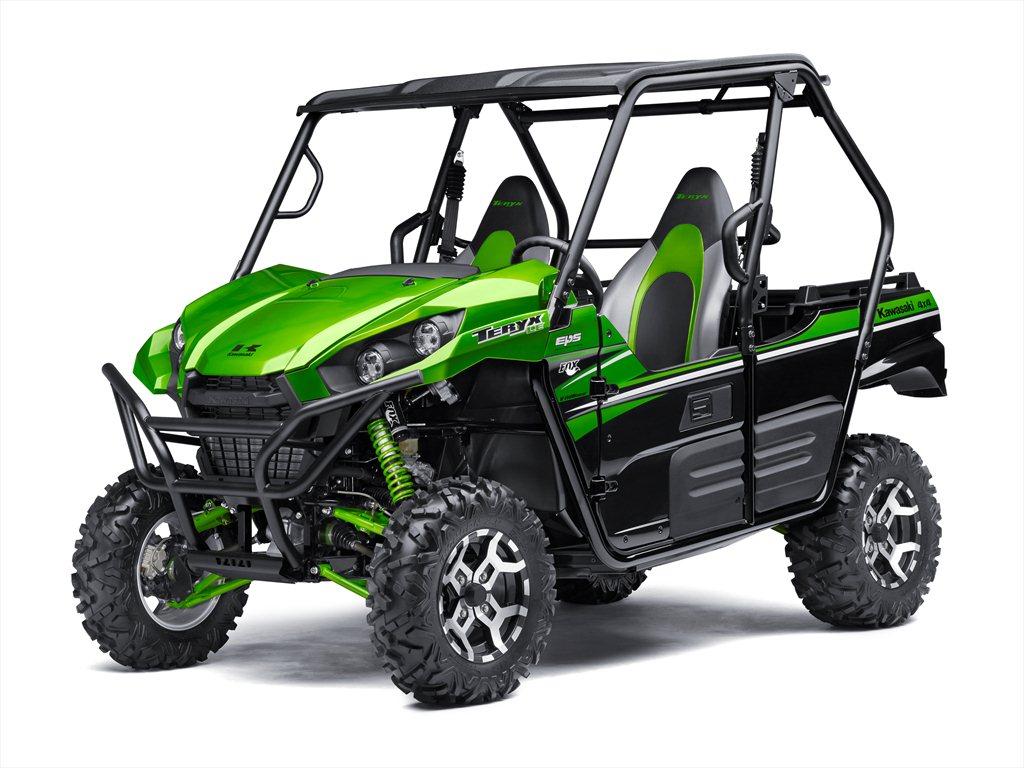 2016 Kawasaki Teryx LE